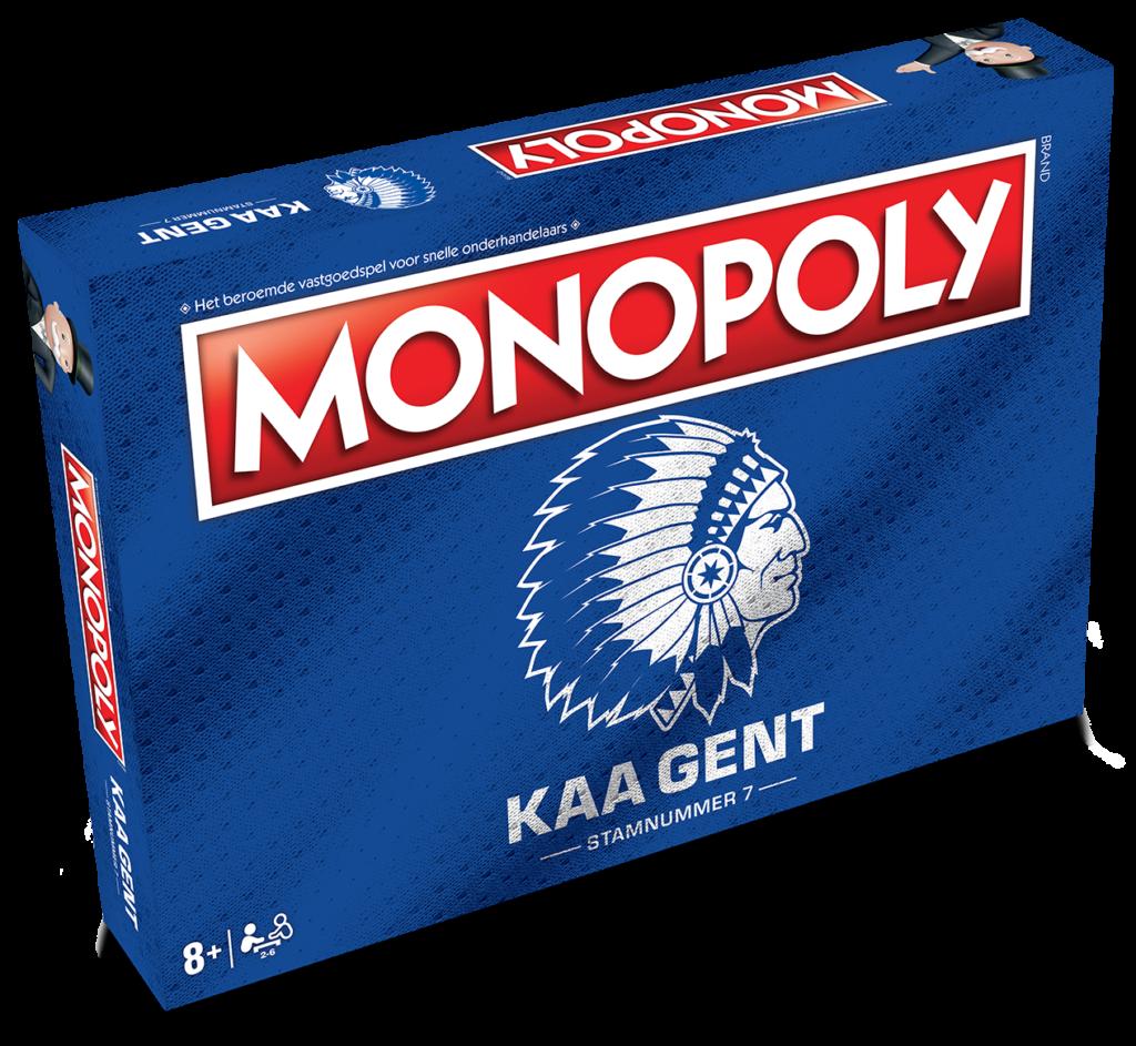 Monopoly KAA Gent